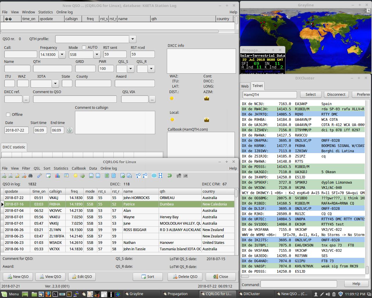 Linux – K6ETA Amateur Radio Blog